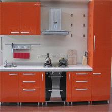 Popular new arrival kitchen cabinet uv board g handle