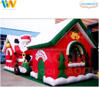 2015 low price Christmas inflatable decoration outdoor