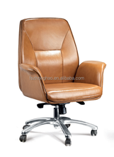 middle back executive chairs leather office chairs 2015 fashion swivel chairs