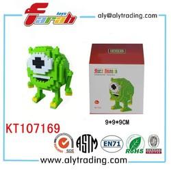 made in China 2015 hot kids toy/new nano blocks diamond block series