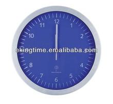 Plastic atomic wall clock