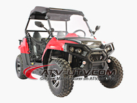 4-stroke Air/Oil-cooled Side By Side UTV 4X4 with cheaper price