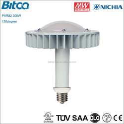 100w 150w 200w Led Par Light Meanwell Led exterior Driver
