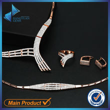 china factory costume copper jewelry sets