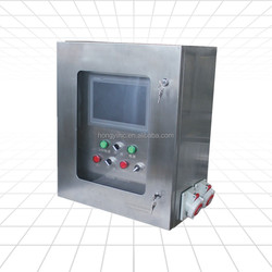 electric cabinet/box/enclosure PLC CONTROL BOX for processing
