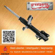 High quality front shock absorber for SUZUKI BALENO/CULTUS CLESENT 4160260G60