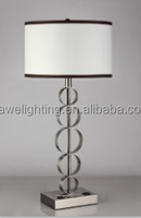2015 new best price power outlet hotel table lamp for USA or Canada market