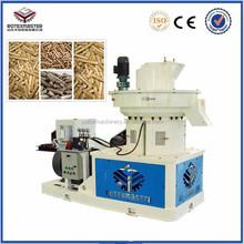 2015 Professional Ring Die biomass pellet machine/wood pellet processing machine for fuel