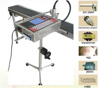 Industrial Countinuous Inkjet printing machine, label printer