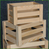 2015 New Products Decorative Wooden Beer Crates Wholesale