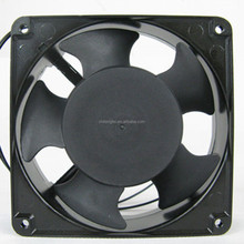 AC 120*120*38mm Industrial Axial Flow Fan 12038 Motorcycle Cooling Fan For Workshop Air Condition