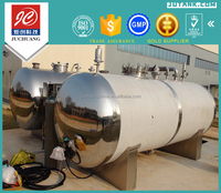 2015 Sanitary grade stainless steel SUS304/316L anti-corrosive water storage tank
