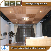 Easy installation decoration material Eco-friendly design Wpc Ceiling /Pool Ceiling