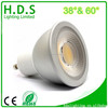 Good Price gu10 led bulb 500lm 6w led spotlights dimmable led spot light