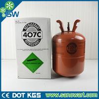 Eco-friendly car air conditioner refrigerant gas r407c