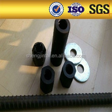 555 psb 25mm 32mm diameter post tesnioning soil nailing rock bolts for excavation support and slope stabilization