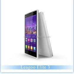 New Original Leagoo Elite 3 Mobile Phone 4G LTE Quad Core MTK6582+6290 1.3GHz 5.5'' HD Screen 1GB/8GB 3000mAh Android Phone
