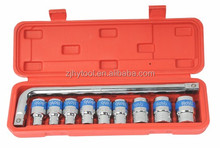 "1/2"" 10 pcs L Wrench Set"