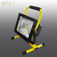 Portable rechargeable manufacture waterproof 20w led emergency floodlights ip65