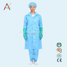 Cheap ESD Cotton Polyester Smock,ESD Smock Gown workwear