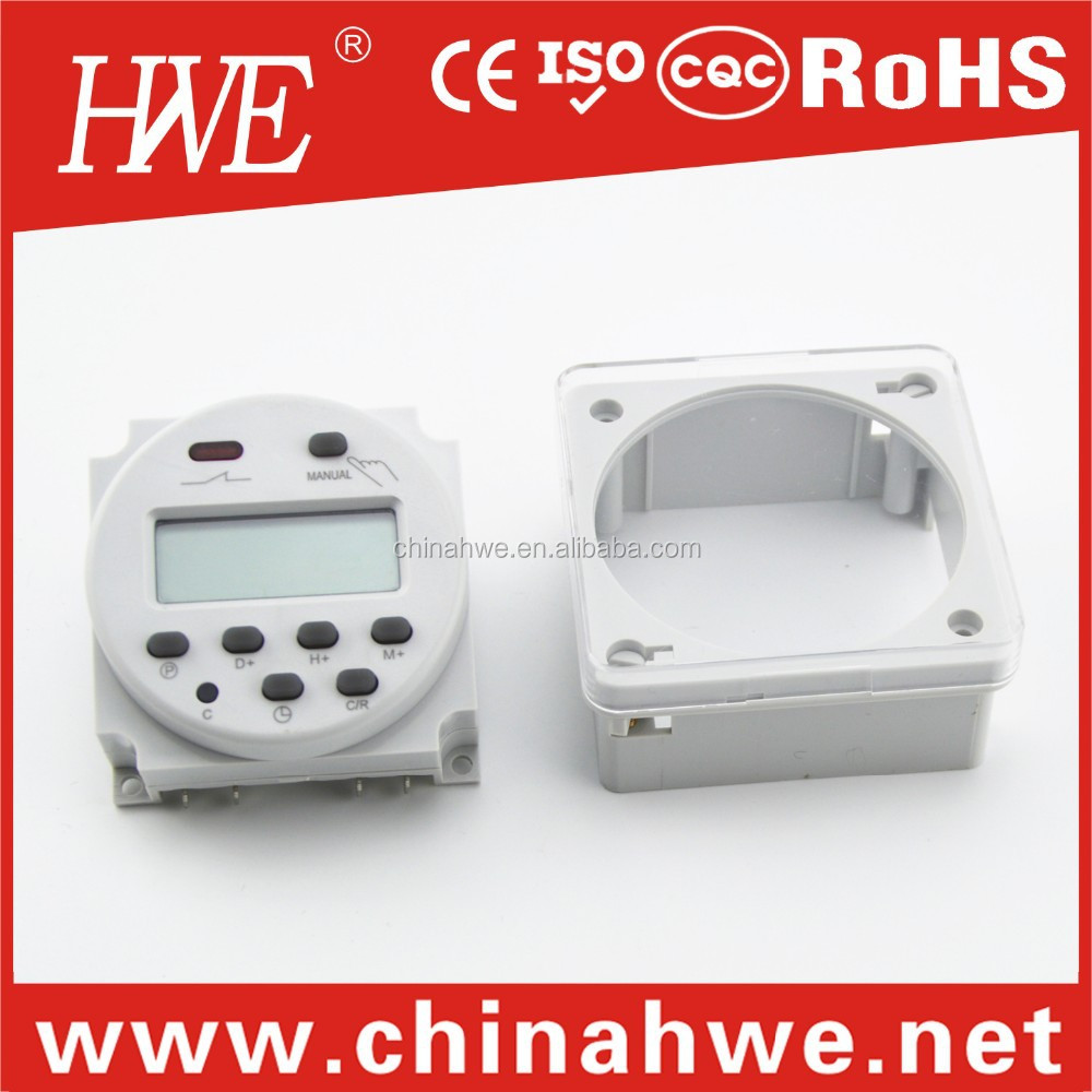 Cn101a 12v digitaler zeitschaltuhr/digitale countdown-timer/countdown-timer