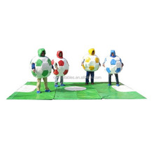 custom inflatable football sumo suits, inflatable sumo set, inflatable adult sumo suits