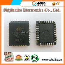 Electronic Component Memory IC AT29C512-70JU Atmel IC