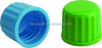the olive oil bottle and screw cap