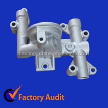 OEM aluminum casting and foundry parts for marine hardware