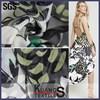 digital printing wholesale chiffon fabric sequin embroidery design