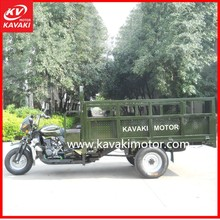 Guangzhou China KAVAKI Cargo Tricycle/Trike Chopper Three Wheel Motorcycle/Mini Electric Car for Sale