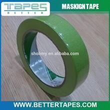 No Residue Colorful Waterproof Masking Tape
