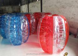 bumper ball in best price bubble soccer gratuit hollow plastic balls soccer with bubbles