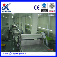 Fruit and vegetable freezing food processing machinery