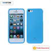 Jelly skin case for iPhone 5, for iPhone 5S soft TPU case candy cover