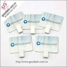 Advertising competitive price china supplier clip magnetic fridge