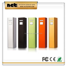 Top grade crazy selling universal power bank with fc ce rohs