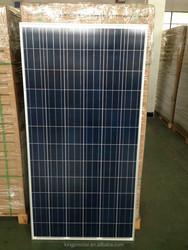 300w poly solar panel