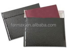 2015 Farmax decorative bubble mailers/colored mailing bags/hard plastic envelopes