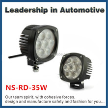 High quality Truck Driving spot beam Industrial LED worklight 35w
