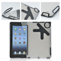 Free shipping Ok style pu case for ipd mini