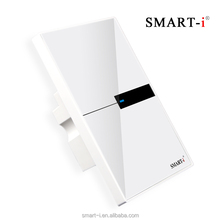 iPhone/Android Remote Control Wifi One-gang Light Switch for Home Automation
