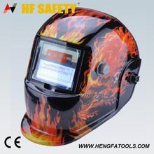 auto-darkening welding mask helmet for plastic coated welded mesh sheet