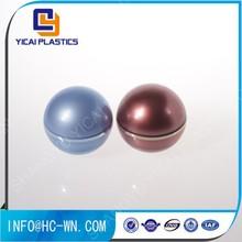 Customer Designed Empty Small Jars Bule Acrylic Plastic Container
