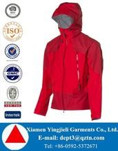 High Level Quality Waterproof Men Windbreaker Jacket For AW 2015