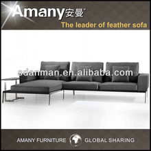 most popular sofa italy style leather sofa latest leather sofa A9768