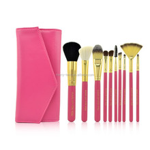 10pcs beauty brushes cosmetic makeup brush
