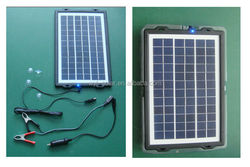 -----3W 12V Green energy solar panel battery charger from Wanyelong Solar
