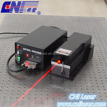 CNI 660nm 5mJ 50W Q-switched High Power Red Laser