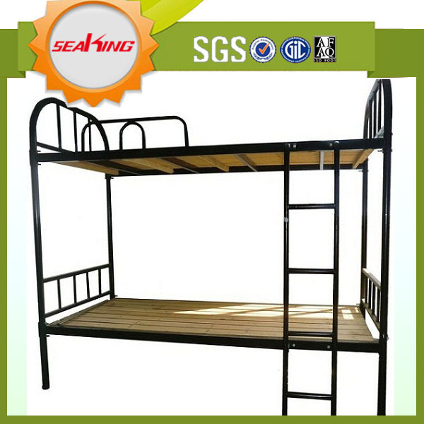 Hot Selling Kids Double Deck Bed Cheap Metal Bunk Bed And